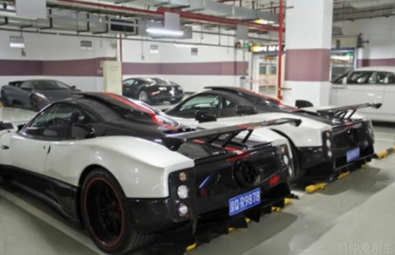 Inside A Secret Supercar Garage In Beijing China Carnewschina