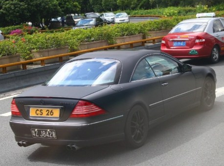 mercedes-cl55-china-1