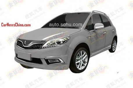 Patent Applied: Henan Suda SD01 is an electric clone of the Suzuki SX4