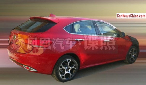 Spy Shots: Fiat Ottimo looks pretty in Red