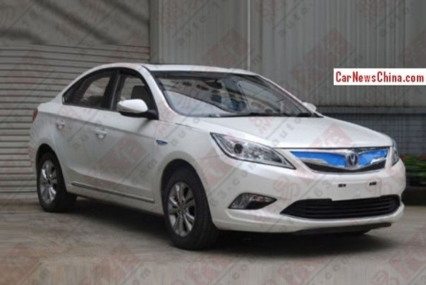 Spy Shots: Changan Eado EV to debut on the Beijing Auto Show