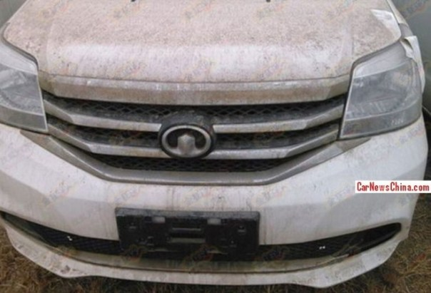 Spy Shots: facelift for the Great Wall V80 MPV in China