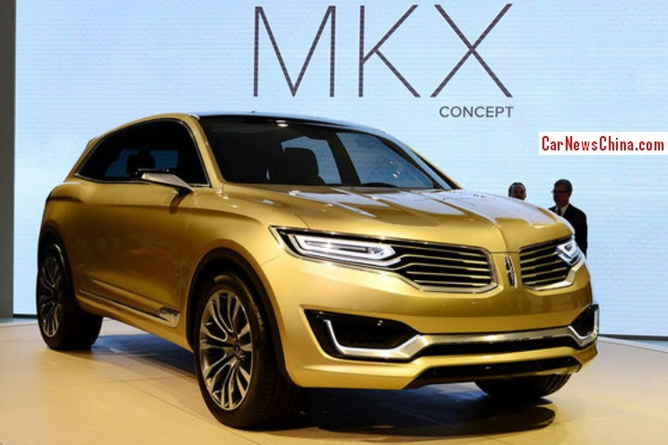 new car launches april 2014Lincoln to launch five new cars in China by 2016  CarNewsChina