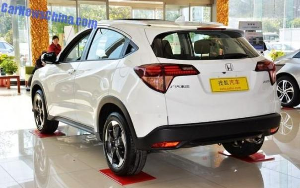 honda-vezel-china-launch-4