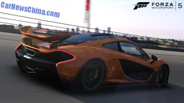 Will Forza Motorsport 5 get to the top of the podium?