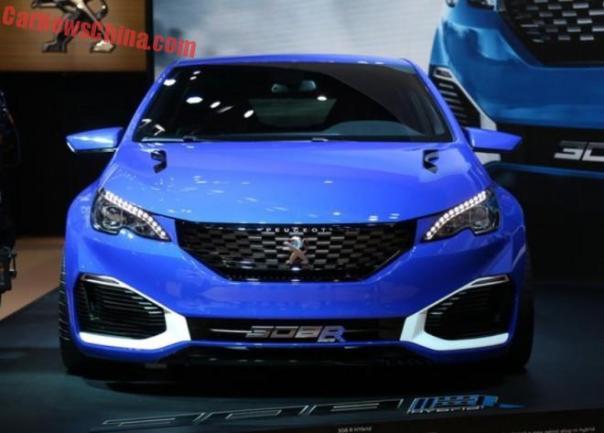 peugeot-308r-hybrid-china-4