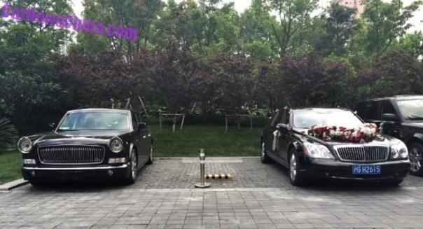You Choose: Hongqi L5 or a Maybach 62