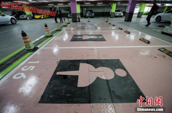 women-parking-china-4
