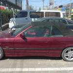 Bmw E36 328i Cabrio Is Dark Red In China Carnewschina Com
