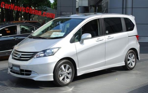 Honda Freed China-1a
