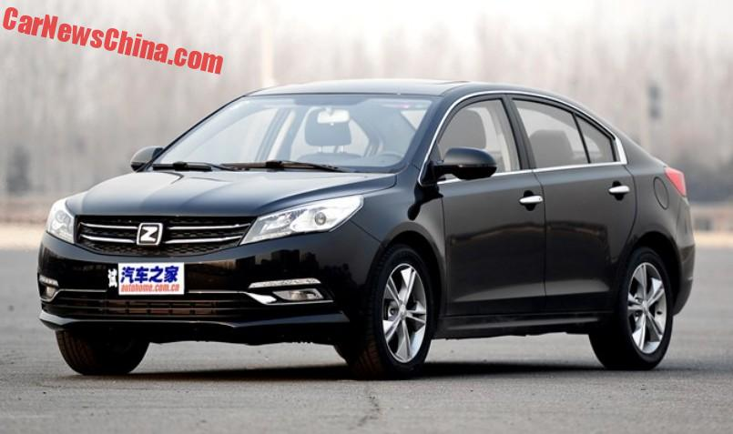 new car launches nov 2014Spy Shots Facelift For The Zotye Z500 Sedan In China
