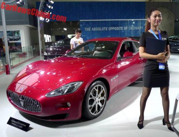 Work Report: A Visit To The Changchun International Auto Show Part 2