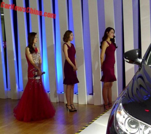 Work Report: A Visit To The Changchun International Auto Show