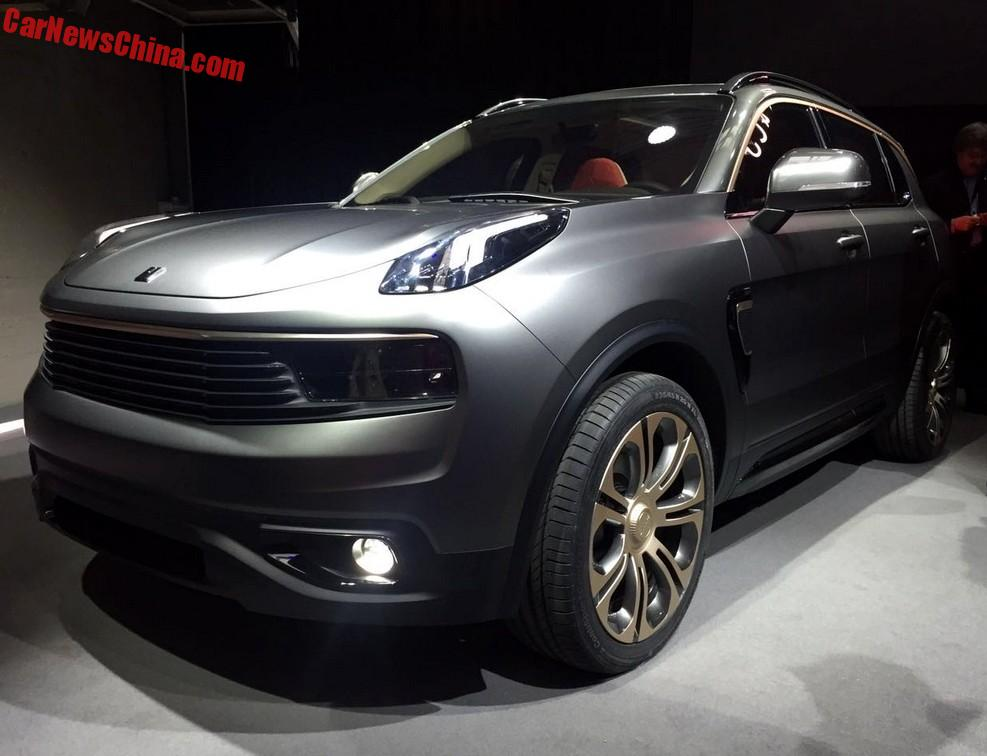 Geely Lynk Co Suv Launched In Sweden Carnewschina Com