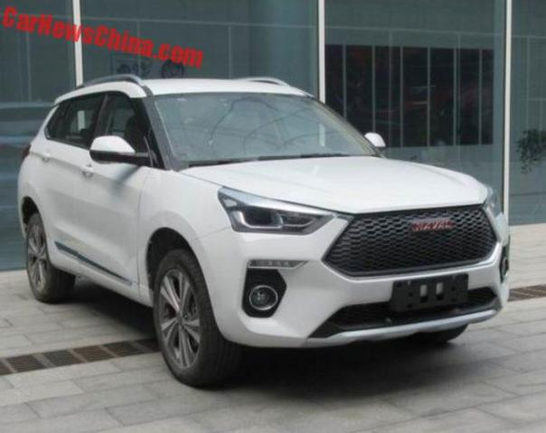 Yes Really Haval Is Going To Launch Another SUV