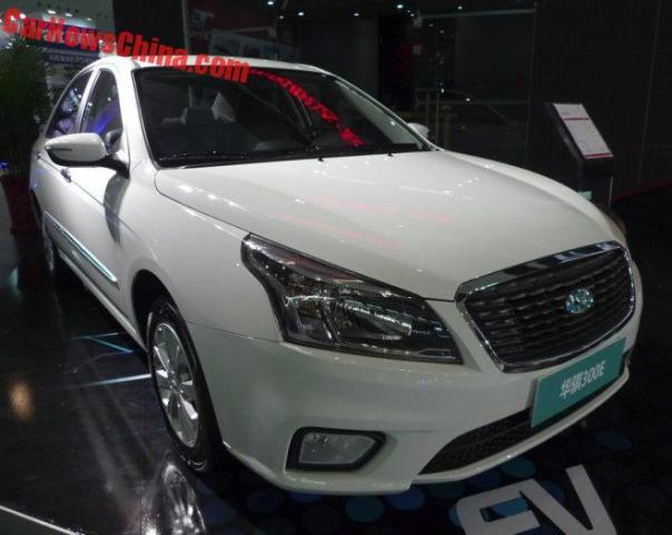 The Dongfeng-Yueda-Kia Horki 300EV Is Finally Ready For China