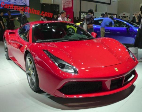 The Supercars Of The Guangzhou Auto Show In China And What They Cost