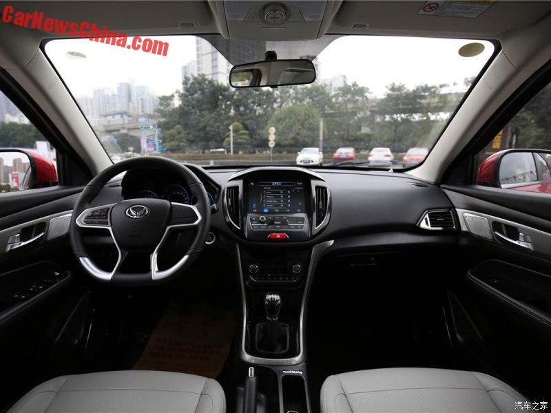 odd car designs this is the new beijing auto huansu s5 suv for china