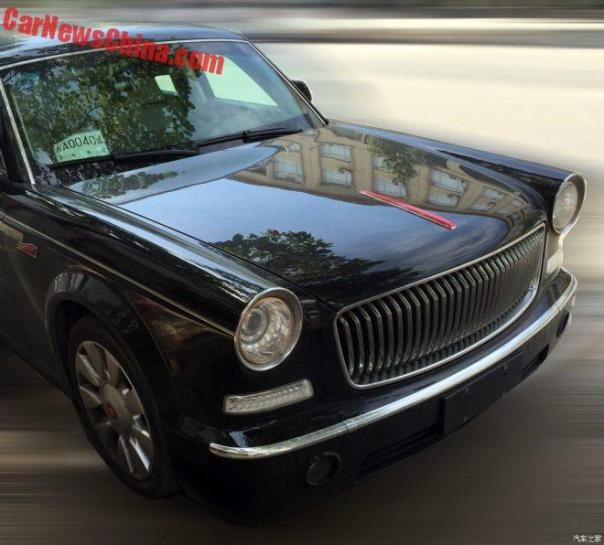 Hongqi L5 Will Get A Twin-Turbocharged V8 In China