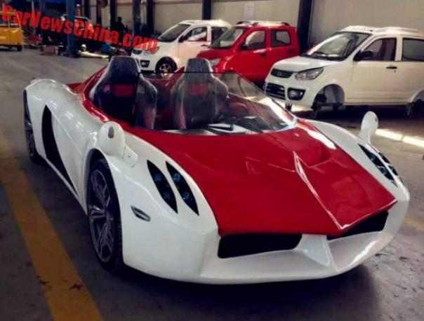 This Is China's Most Beautiful Electric Car
