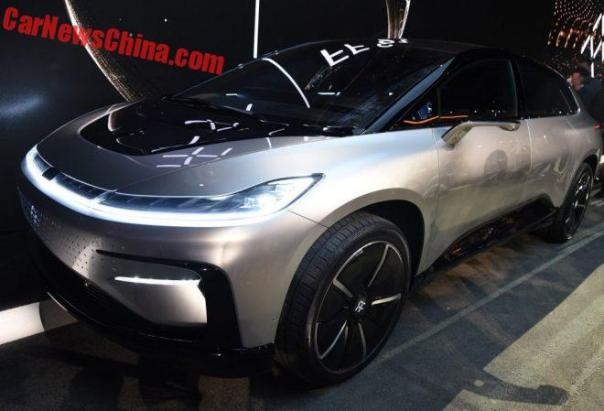 How Close Was Jia Yueting To Hitting The Wall With The Faraday Future FF91?
