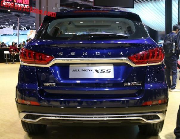 2017 - [Chine] Salon Auto de Shanghai  - Page 2 Beijing-senova-x55-6