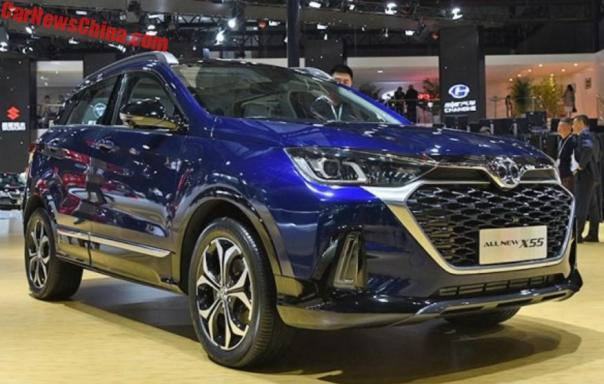 Beijing Auto Senova X55