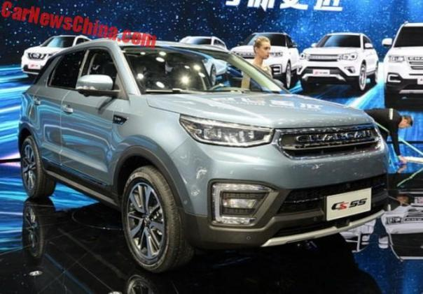 Changan CS55 SUV
