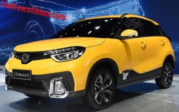 Dongfeng Fengshen AX4