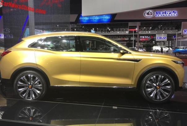 2017 - [Chine] Salon Auto de Shanghai  - Page 2 Hongqi-suv-concept-2