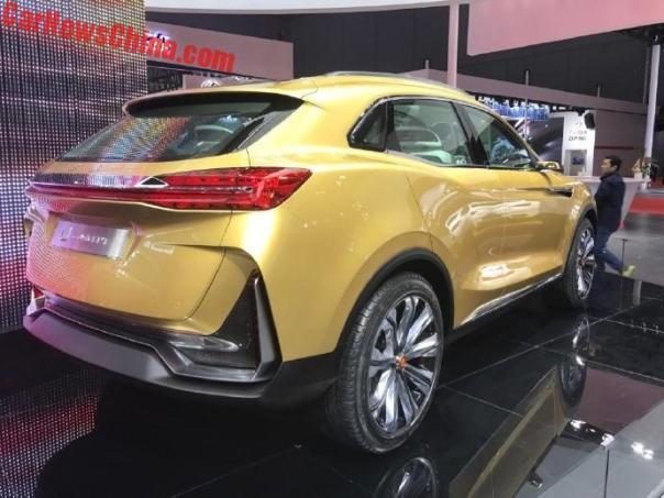 2017 - [Chine] Salon Auto de Shanghai  - Page 2 Hongqi-suv-concept-6