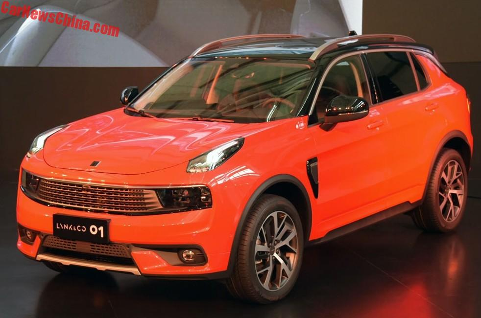 Geely S Lynk Co Launches The Suv Set To Sell In The United