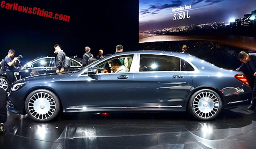 2018 maybach s680.  maybach the mighty limousine gets the same visual upgrades plus unique and ultra  shiny new wheels there are also two variants s680 s560 to 2018 maybach s680 c
