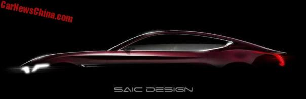 MG To Launch Sexy Electric Sports Car Concept On The Shanghai Auto Show