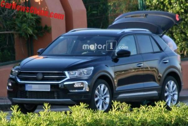 Volkswagen T-ROC SUV To Be Made In China From 2018