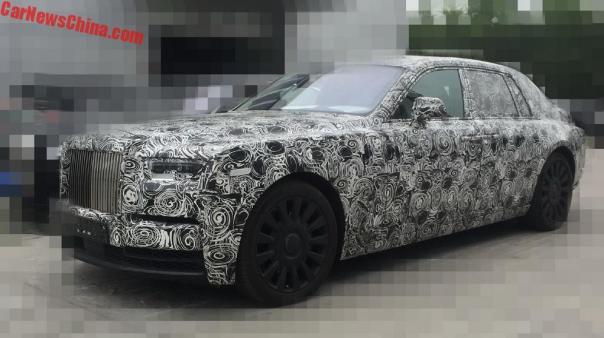 2017 - [Rolls Royce] Phantom - Page 2 Roller-4