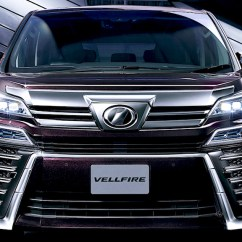 All New Alphard Vs Vellfire Camry 2019 Review 2018 Toyota Executive Lounge Lexus Of Minivans Gets A And Its Twin Called Which Is Sold At Toyopet Dealers Gains Remarkably Flashy Grille Flanked By Led Headlights Lower Bumper
