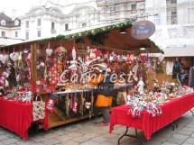2018 Christmas Markets Vienna Austria