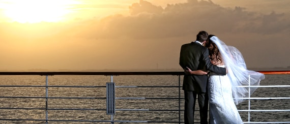 Cruise Weddings and Honeymoons  Carnival Cruise Line
