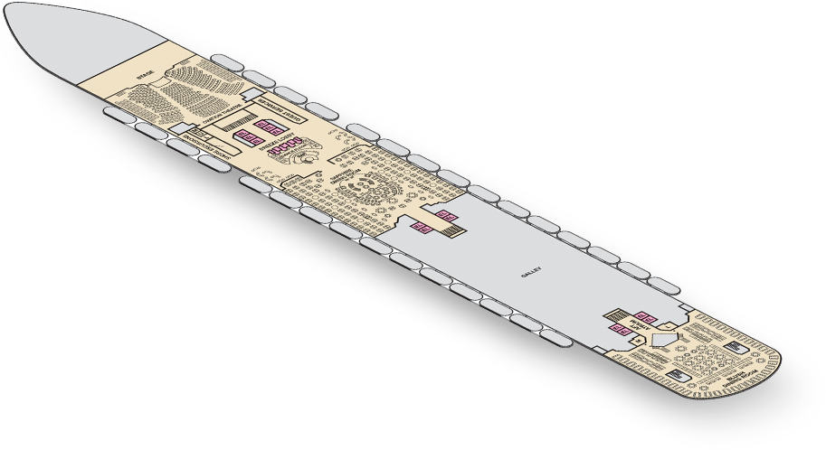 carnival cruise ship diagram 7 pole trailer wiring inspiration deck plans activities sailings inside this