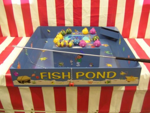 3' Pond Games