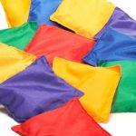 """Heavy Cloth- 4"""" Bean Bag"""