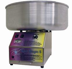 Spin Magic Cotton Candy Machine