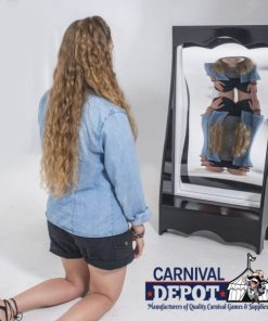 Funhouse Mirror 4' (Kids Freestanding)