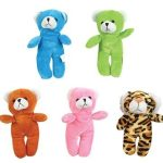 "6"" Plush Animal Assortment Carnival Prize"