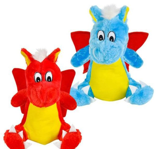 "12"" Dragon Plush"