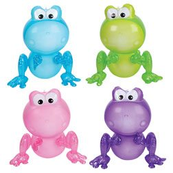 Frog Inflatable Carnival Prize