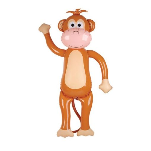 "Monkey Inflate 67"" Carnival Prize"