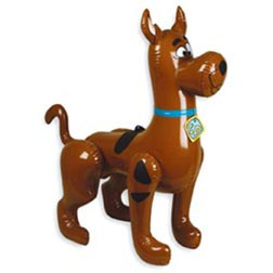 Scooby Doo Inflatable Carnival Prize