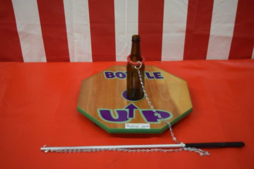 Bottle Up Carnival Game